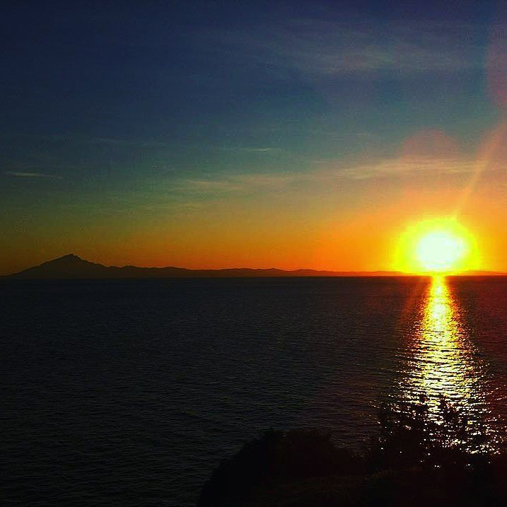 Enjoy every moment enjoy every sunset!  #thassos #thasos #visit_thassos #photooftheday #happy  #instatravel #insta_greece #thassosisland #summer #instago #instadaily #instatravelling #mytravelgram #travelgram #igtravel #nature #worlderlust #beautiful #iloveellada #instamood #greece #greek_island #paradise #VisitGreece #ig_europe #ig_captures #igers #greece #greek_island #paradise
