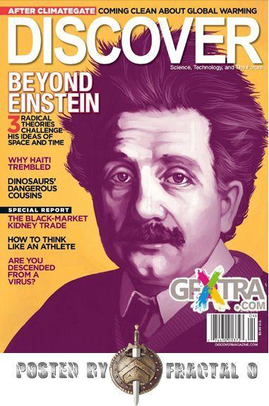 Discover Magazine | 2010-04