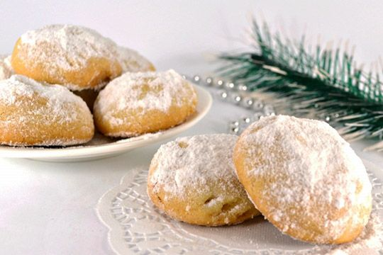 Печенье «Снежок»