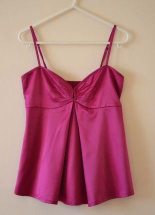 Kup mój przedmiot na #vintedpl http://www.vinted.pl/damska-odziez/topy-koszulki-i-t-shirty-inne/3738380-amarantowa-elegancka-bluzka-hm-36