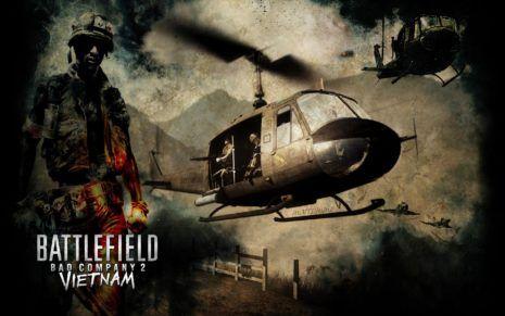 Battlefield Bad Company 2 Vietnam HD wallpaper