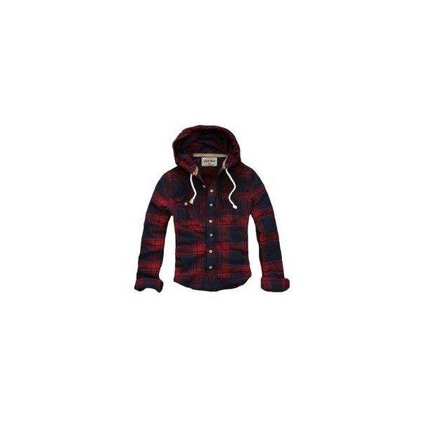 Women's Flannel Shirts ❤ liked on Polyvore