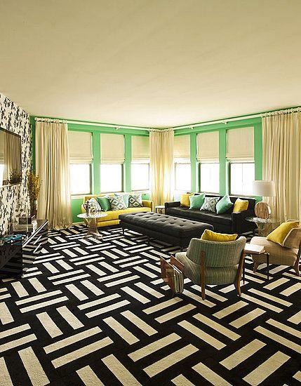 10 Best Images About Carpet Tile Ideas On Pinterest | Custom Rugs