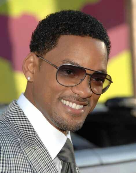 Puff ponytail hairstyles collection of hairstyles with puff fashion - Will Smith With His Low Boy Jerry Curl He Is To Cute