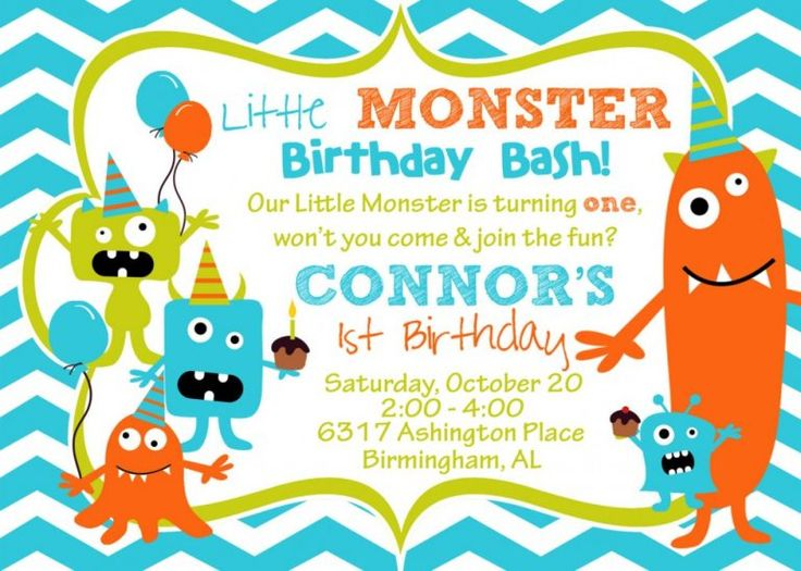 The 25+ best Free printable birthday invitations ideas on - birthday invitation templates word