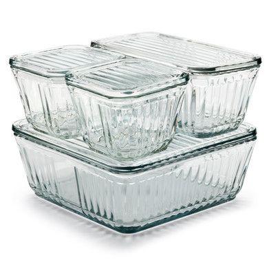 Glasbehälter von Anchor Hocking - Manufactum