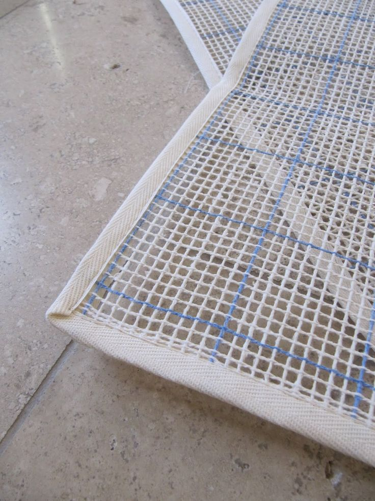 laurie's-projects: Tee Shirt Rug