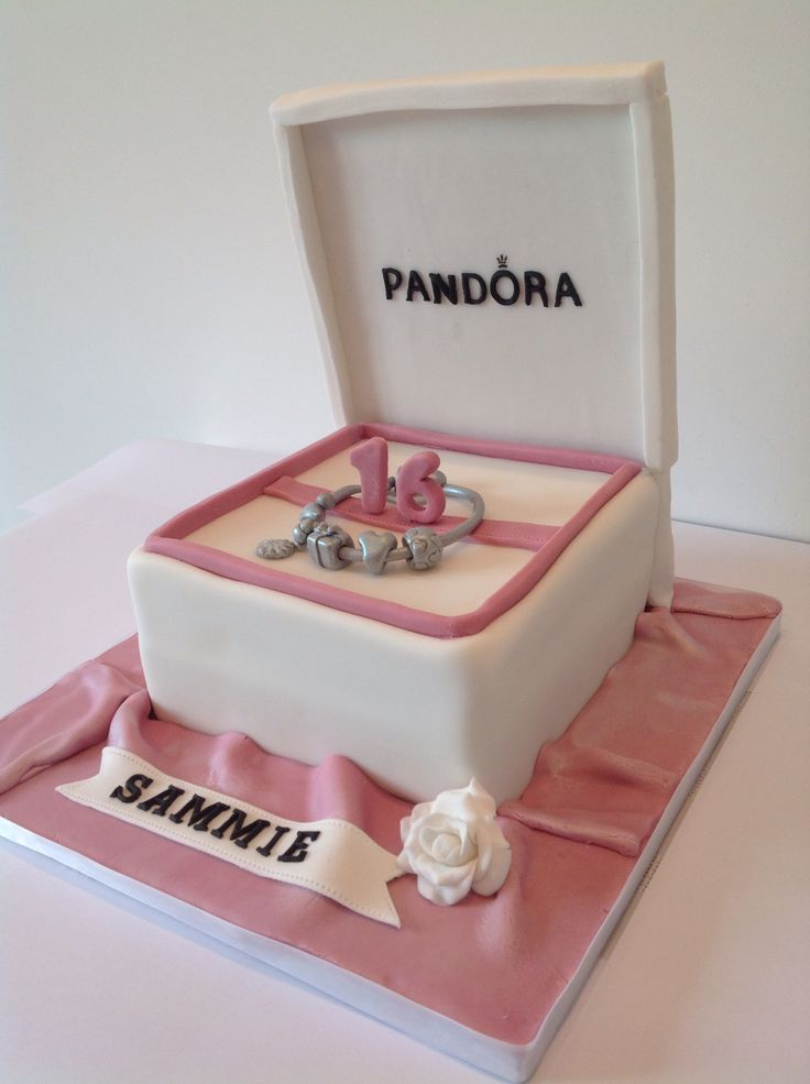 17 Best Images About Pandora Cakes On Pinterest 13th