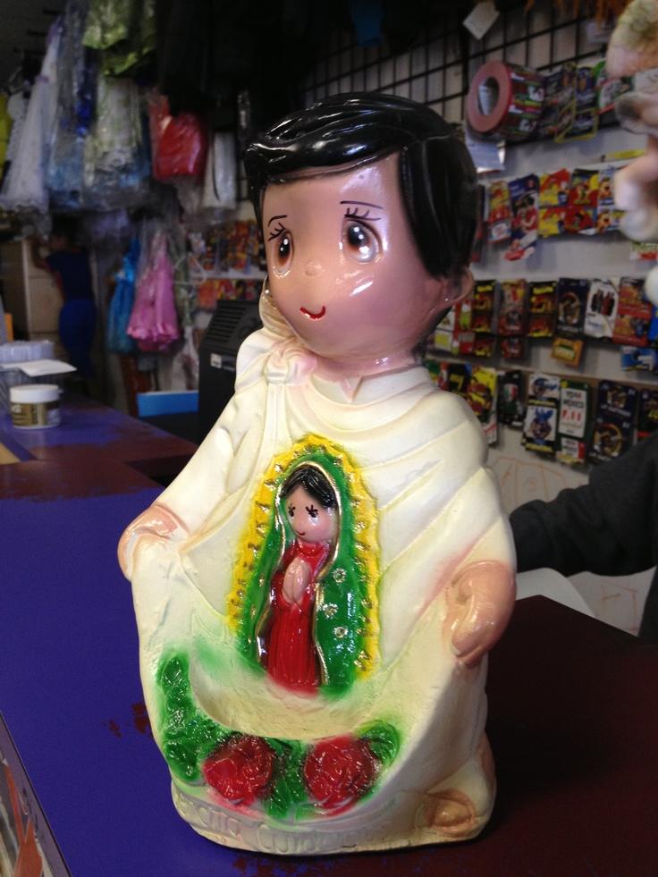 Mexican Precious Moments. Orale!
