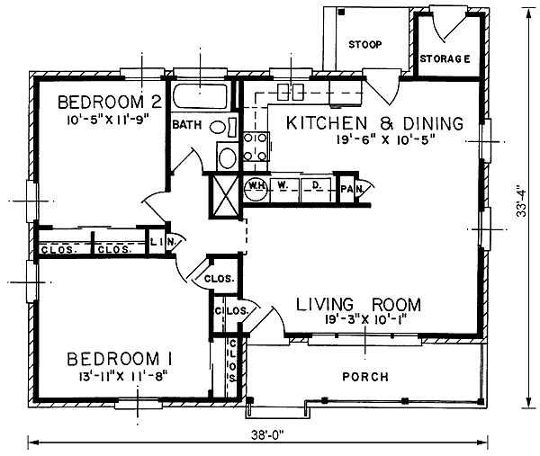 107 best Garage Apartment/House Plans images on Pinterest | Small ...