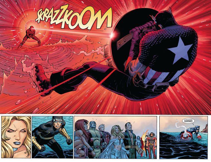 Avengers Vs. X-Men Issue #1 - Read Avengers Vs. X-Men Issue #1 comic online in high quality