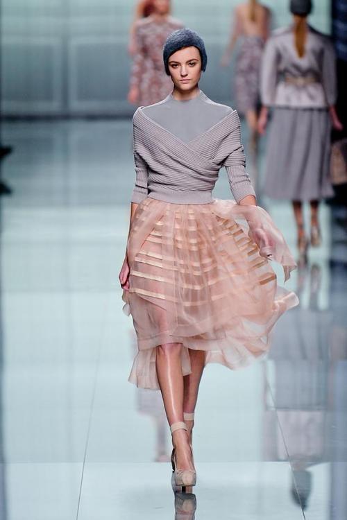Christian Dior Paris Fashion Week Fall 2012: Paris Fashion, Dior Paris, Style, Skirts, Christian Dior, Fashion Week, Fall 2012, Fall Sweaters, Dior Fall