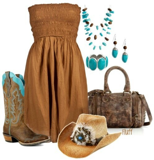 ♪Summer Country Outfit ♪