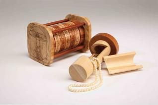 "Clever design will keep them guessing While reading The DaVinci Code by Dan Brown, I was intrigued by the description of what he called a ""cryptex,"" or vault protected by a combination lock. After reading the passage describing the cryptex, I knew I had to design one in wood. The …"