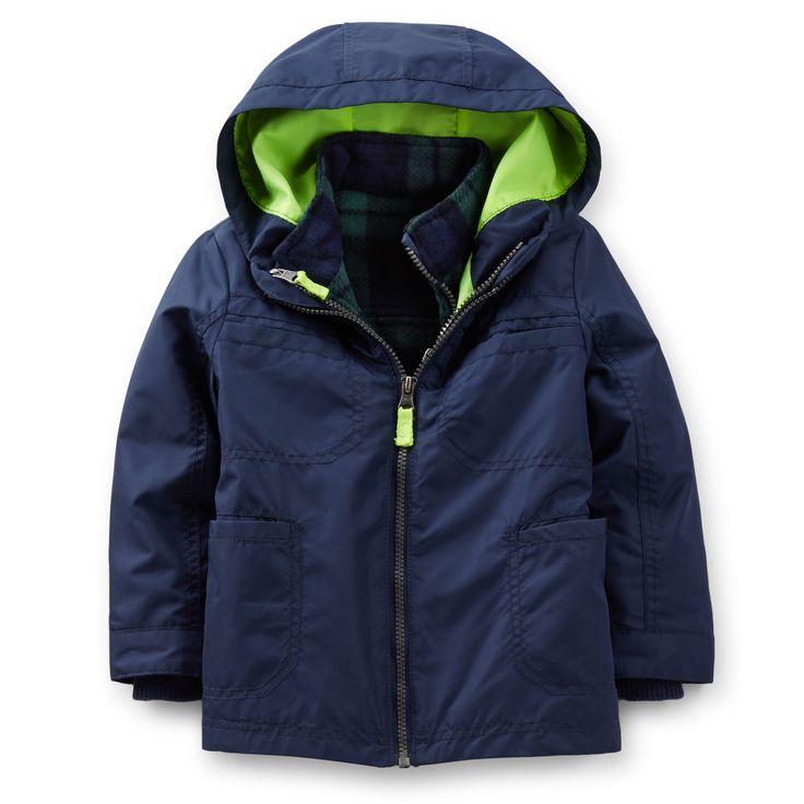 Lightweight 3-in-1 Jacket | Carter's