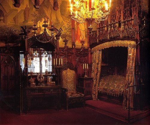 Gothic Victorian Bedroom 382 best everything cahos images on pinterest | gothic house