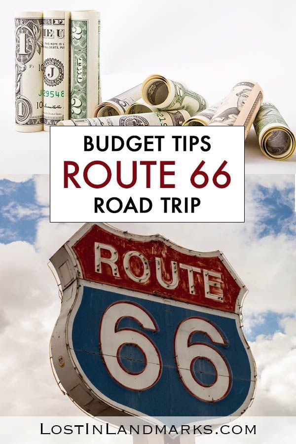 Die Route 66 kann so wenig oder so viel kosten, wie Sie möchten. Hier ist, wie …