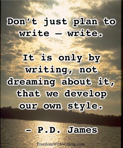 write...Unlock You Individuality