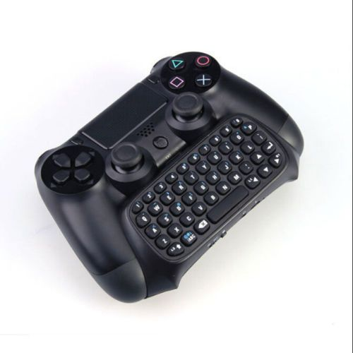 New Bluetooth Wireless Keyboard Chatpad For Playstation 4 PS4 Controller in Video Games & Consoles, Accessories, Controllers   eBay