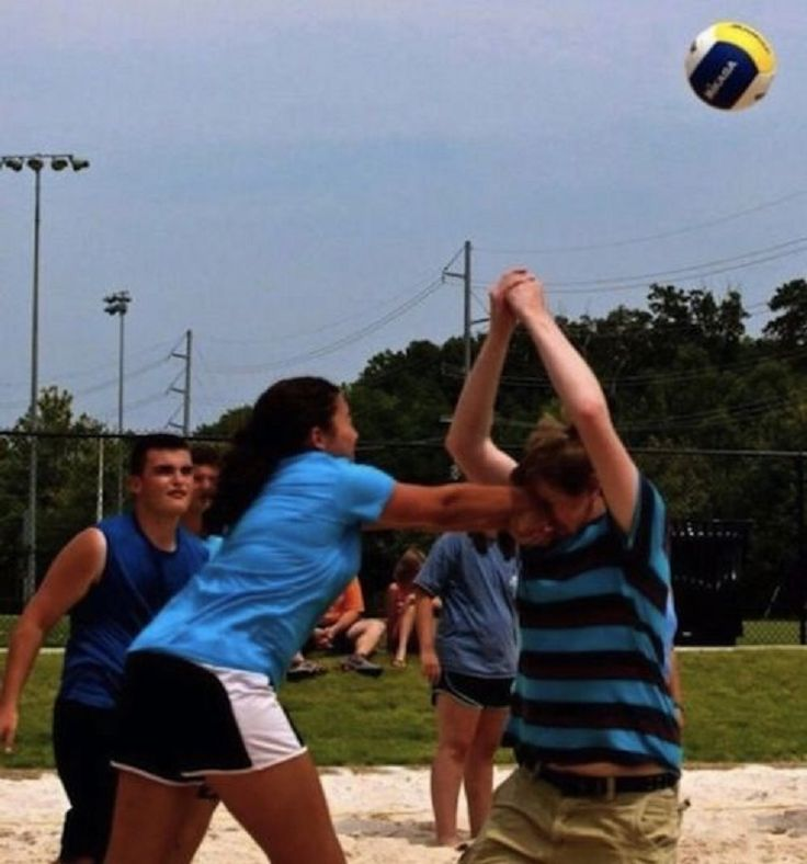 The best way to get your #ownback is to set up a beach #volleyball match! http://techmash.co.uk/2014/08/20/the-best-way-to-get-your-own-back-is-to-set-up-a-beach-volleyball-match/