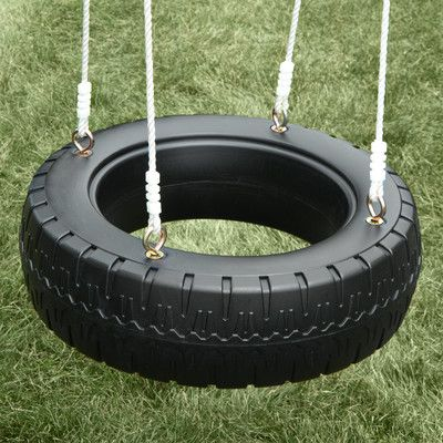 Swing-n-Slide Classic Tire Swing & Reviews | Wayfair