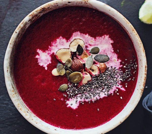 Detox polévka z červené řepy 2, Foto: All