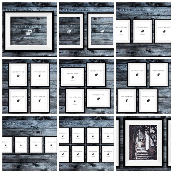 63 best Frame Mockup 8x10\
