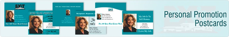 Exit realty Postcards