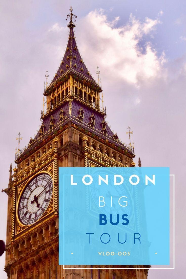 London Big Bus Tour