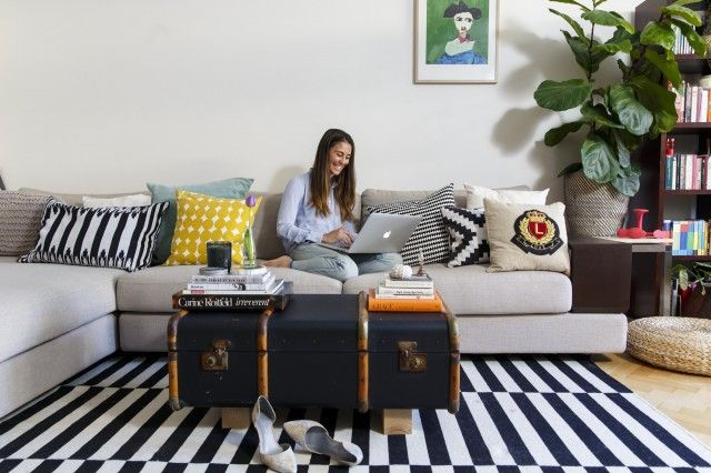Covet my coffee table: with Shoes of Prey co-founder Jodie Fox