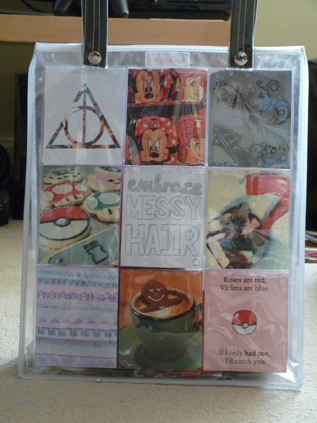 My Clippy Bag Back
