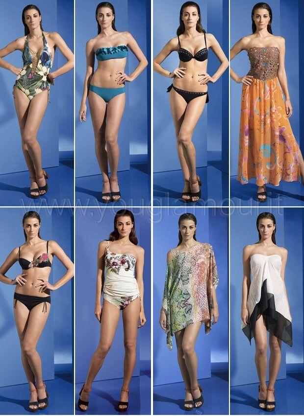 28 best Costumi Da Bagno images on Pinterest | Summer clothing ...