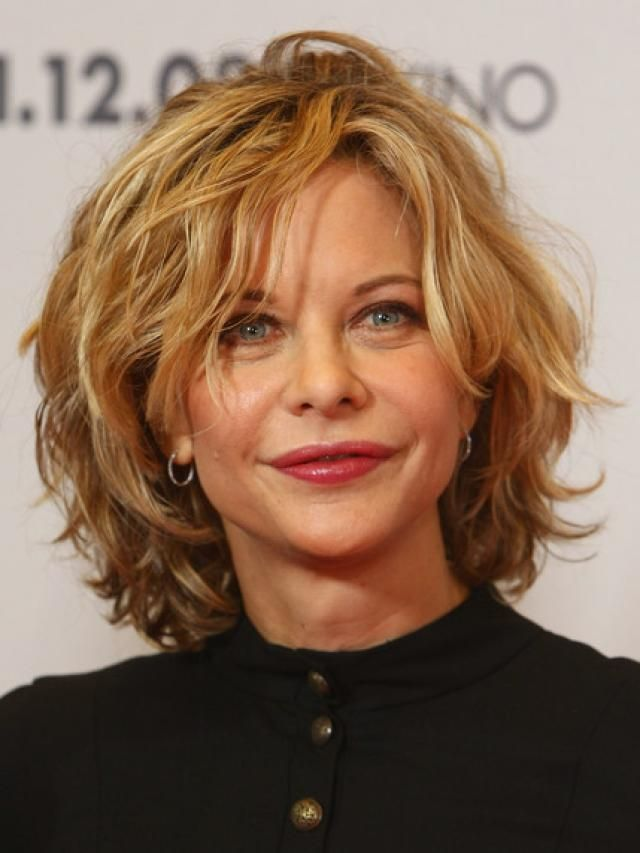 Short+Hair+Styles+For+Women+Over+40 | curly blonde bob 30 Superb Short Hairstyles For Women Over 40