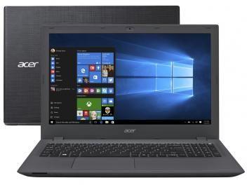 """Notebook Acer Aspire E5 Intel Core i7 6ª Geração - 8GB 1TB LCD 15,6"""" Placa de Vídeo 4GB Windows 10"""