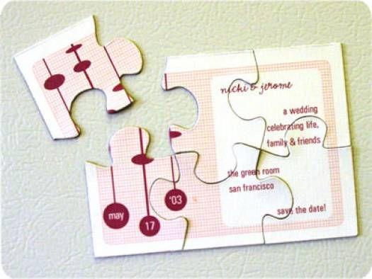 10 convites de casamento lindos e originais [Foto]
