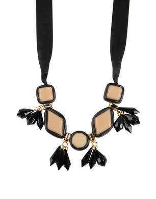MARNI: Marni Acrylic, Black Necklace, Apparel Style, A O Höst Vinter, Marni Jewelry, Accesory Inevitable, Awesome Things
