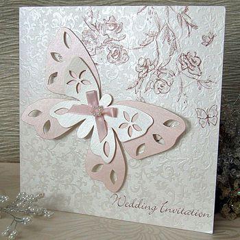 Butterfly Wedding Invitations 2