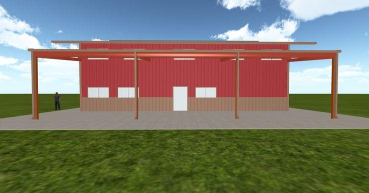 Cool 3D #marketing http://ift.tt/2rapU7w #barn #workshop #greenhouse #garage #roofing #DIY