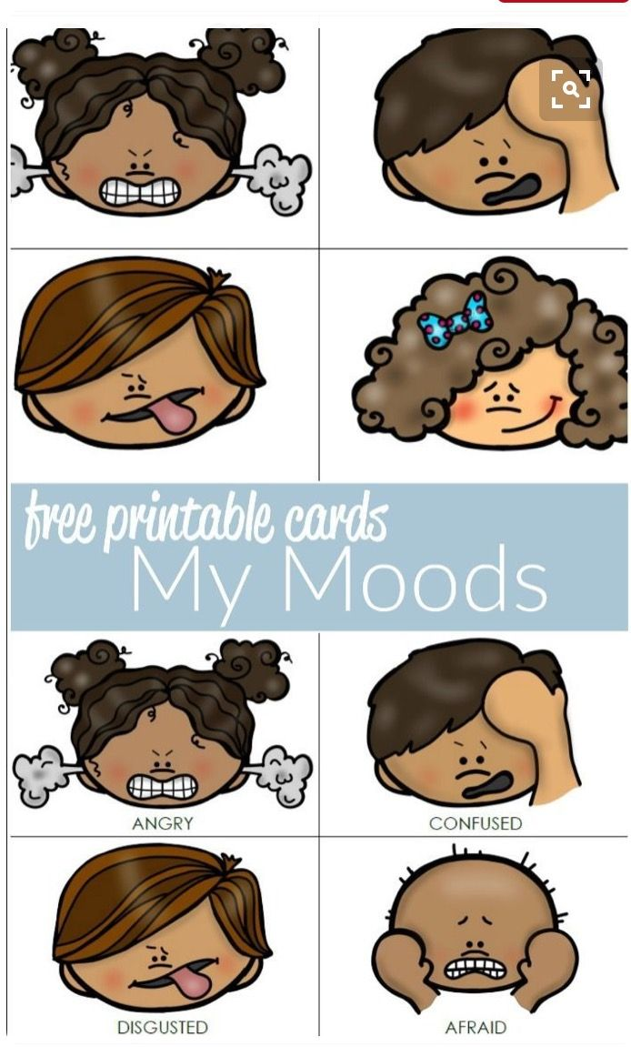 24 Best Social Emotional Images On Pinterest Emotions Activities