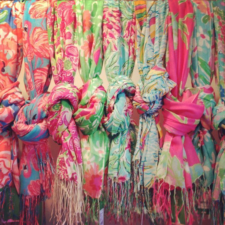 murfee scarf. LP.