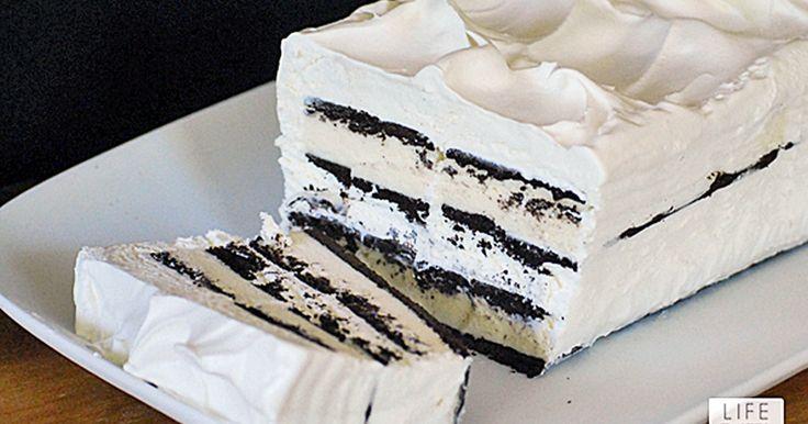 Extrémně rychlý a snadný zmrzlinový dezert ze 3 ingrediencí