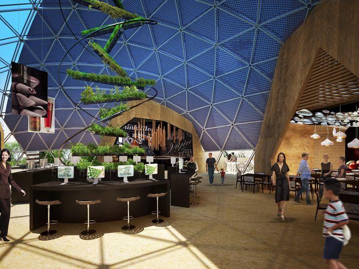 #Belgium Pavilion #Expo2015 #Milan #WorldsFair