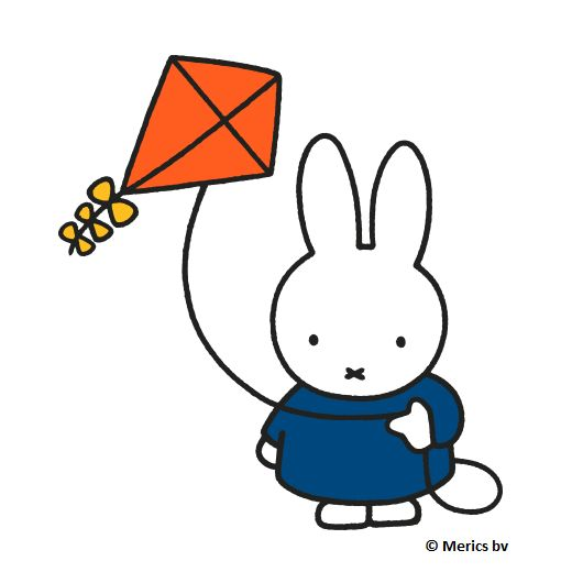 Miffy is coming next Sunday 11 May! Will she eat all the carrots in the Walled Garden?!