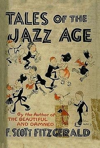 Tales of the Jazz Age: 11 Classic Short Stories, by F. Scott Fitzgerald (Paperback)