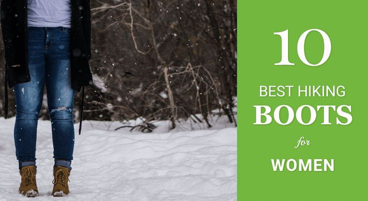 Looking for a hiking boot that fits perfectly? Check out our reviews of the ten best hiking boots for women made by some of the best boot brands today.