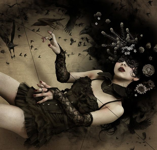 Bizarre Fashion Photography | 20+ Weird But Beautiful Fashion Photography | Glazemoo: The Creative ...