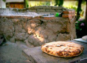 Una chilenisima Tortillas de rescoldo