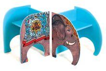 Zawadi The Elephant Chairs