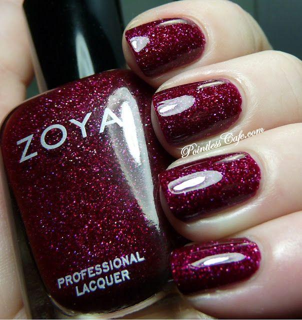Zoya Blaze                                                                                                                                                                                 More