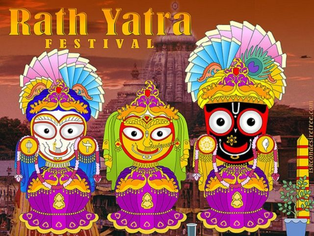 Happy Puri Ratha Yatra 2014 SMS, Sayings, Quotes, Text Messages, Status For Facebook, WhatsApp Messages
